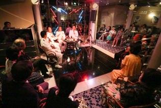 今夜のオフィサートークは小久江キャプテンと、川上ホテルマネージャーが登場です。
