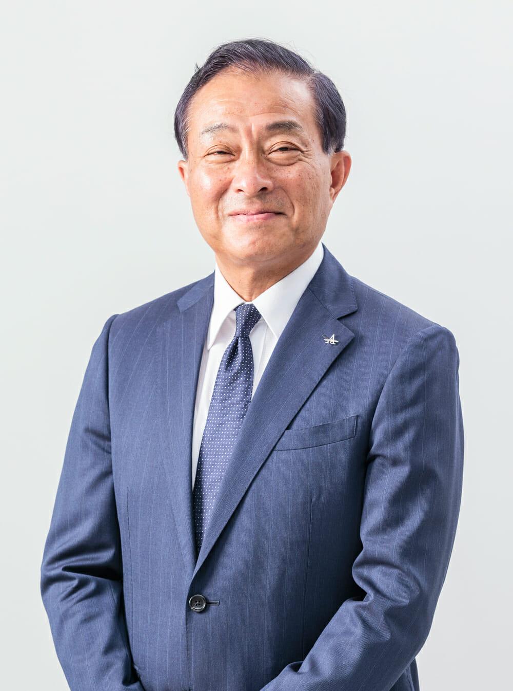 代表取締役社長 坂本 深