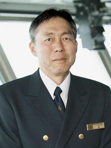 船長 堤義晴さん