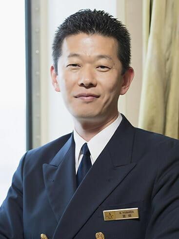 ホテルマネージャー 吉田悟さん