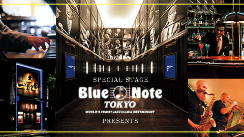 JAZZ ON ASUKAⅡ with BLUE NOTE TOKYO