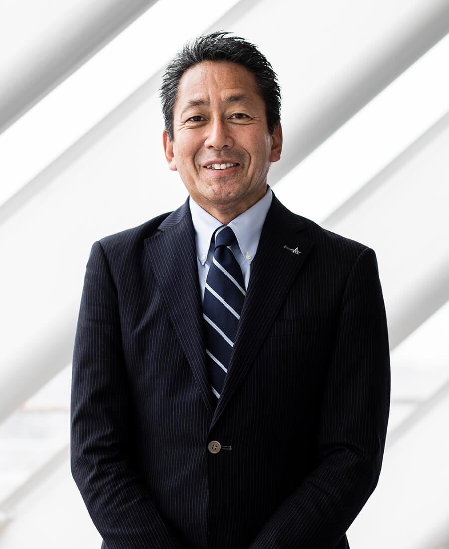 髙橋幸男正面写真