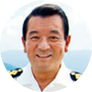 飛鳥クルーズ名誉船長 加山雄三