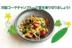 「おうちで飛鳥II」第4回Part2 料理編 ~冷製ゴーヤチャンプルー~