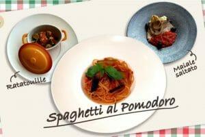 「おうちで飛鳥II」第6回 料理編 ~トマトソースのスパゲティー~