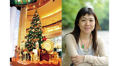 横浜ゆったりクリスマスクルーズ