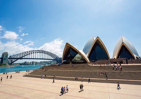 シドニー半日観光