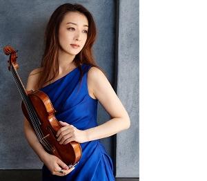 美しきジャズヴァイオリニストが彩る優雅なひととき<br>牧山純子(ヴァイオリン)