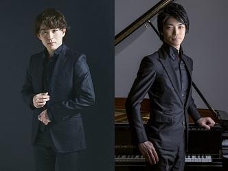 華麗に流れる美しき旋律<br>米津真浩& 小瀧俊治 (ピアノ連弾)
