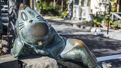 島根の観光にも便利 鳥取の境港<br>■境港