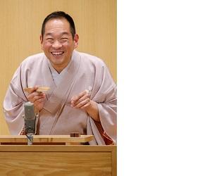 日本の笑いを世界に!<br>桂かい枝(噺家)