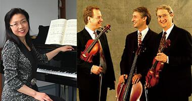 世界を魅了するファミリーの名演<br>メランデ・ピアノ四重奏団