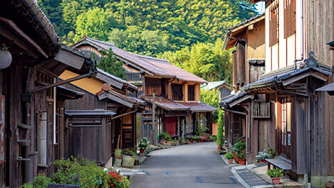 日本を支えた銀山の歴史に触れる<br>■浜田
