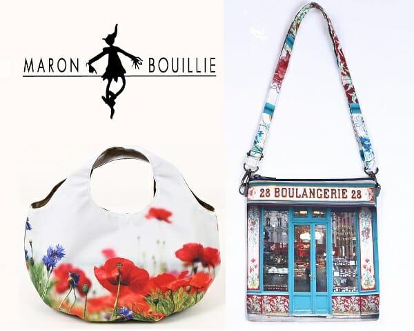 パリの下町発信のテキスタイルブランド<br>Maron Bouillie<マロン・ブイー>
