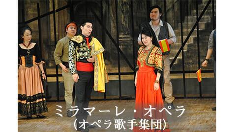 大人から子供まで誰もが身近に感じるオペラ<br>ミラマーレ・オペラ