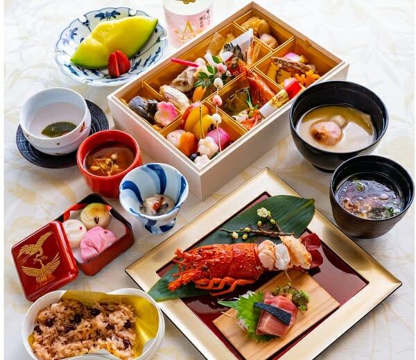 日本の伝統が詰まった飛鳥Ⅱのお正月